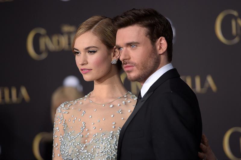 LA Premiere of Disney's 'Cinderella'