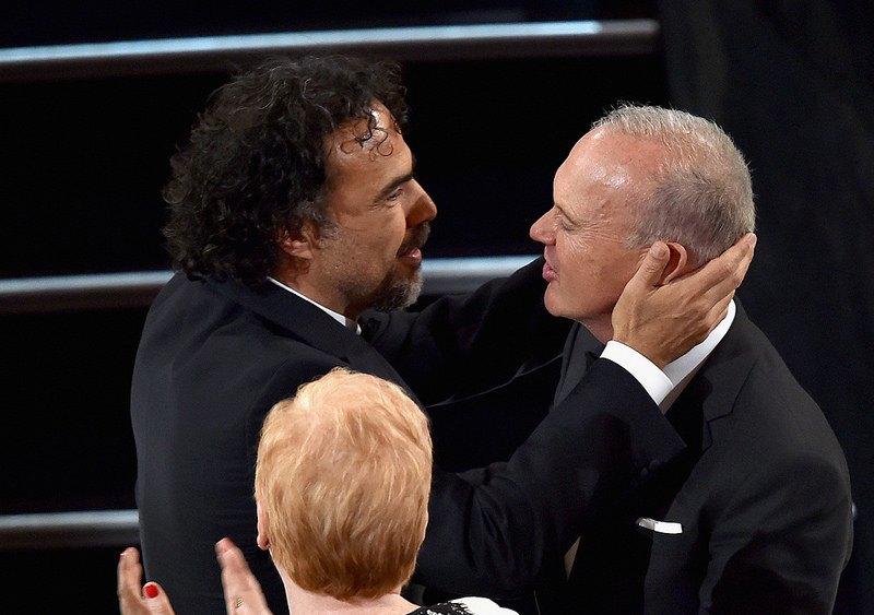 The 2015 Oscars: The Show