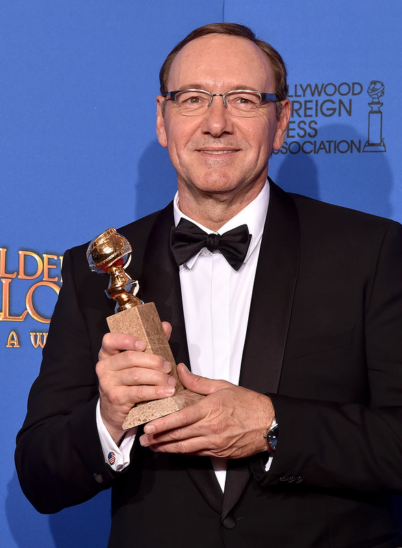 Golden Globe Awards 2015 - Press Room