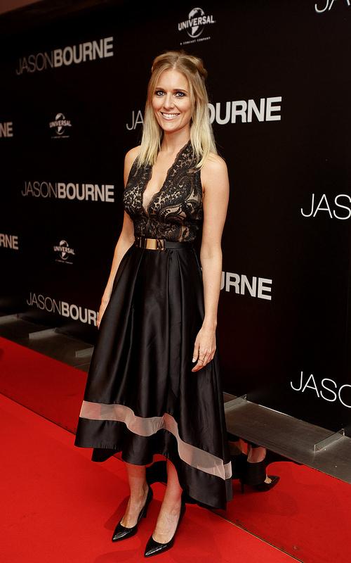 Jason Bourne Irish Premiere