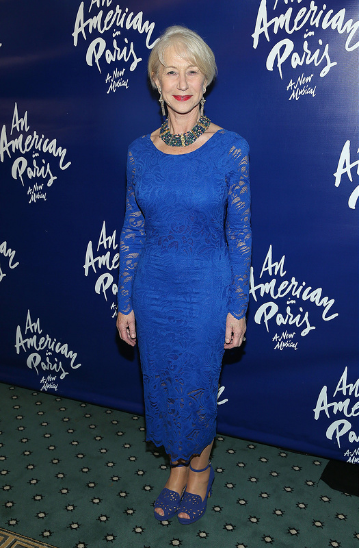 'An American In Paris' Broadway Opening Night