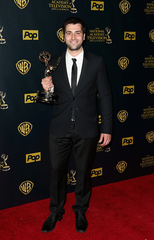 The 42nd Annual Daytime Emmy Awards - Press Room