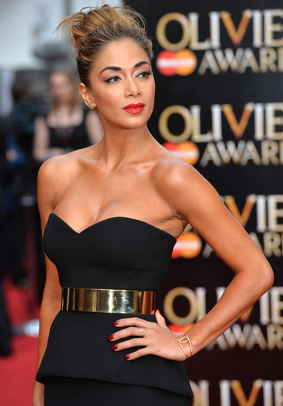 The Olivier Awards 2015 - Red Carpet