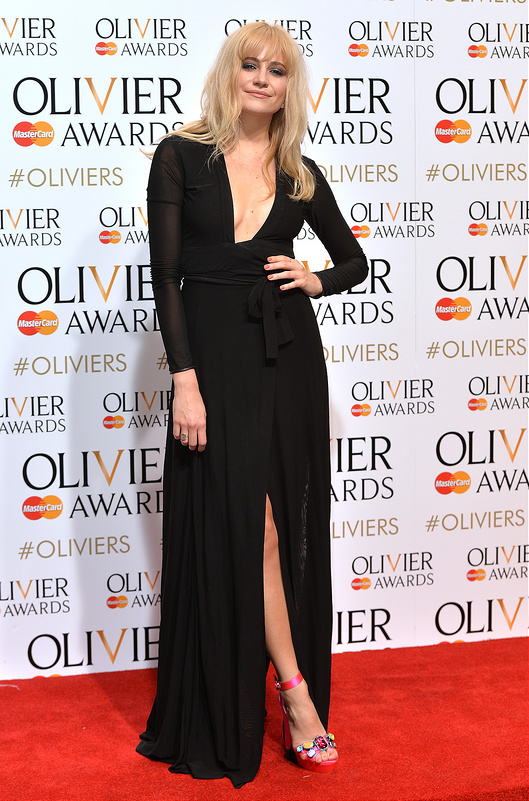 The Olivier Awards 2015 - Winners' Room