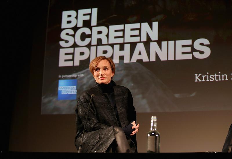 BFI Screen Epiphanies series featuring Kristin Scott Thomas