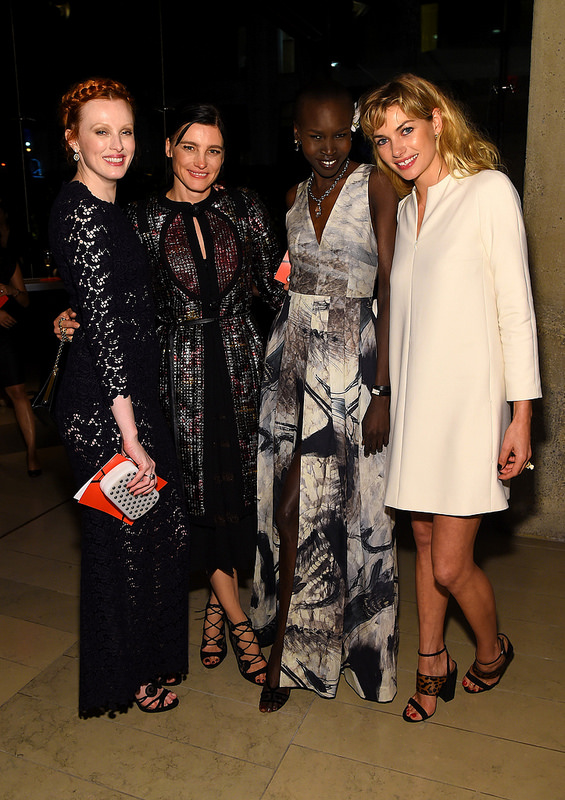 2015 CFDA Fashion Awards after party
