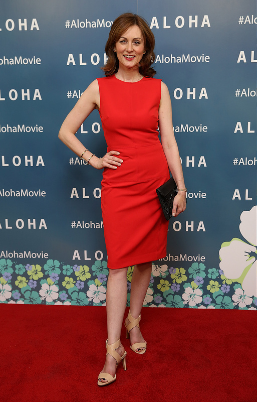VIP London screening of 'Aloha'