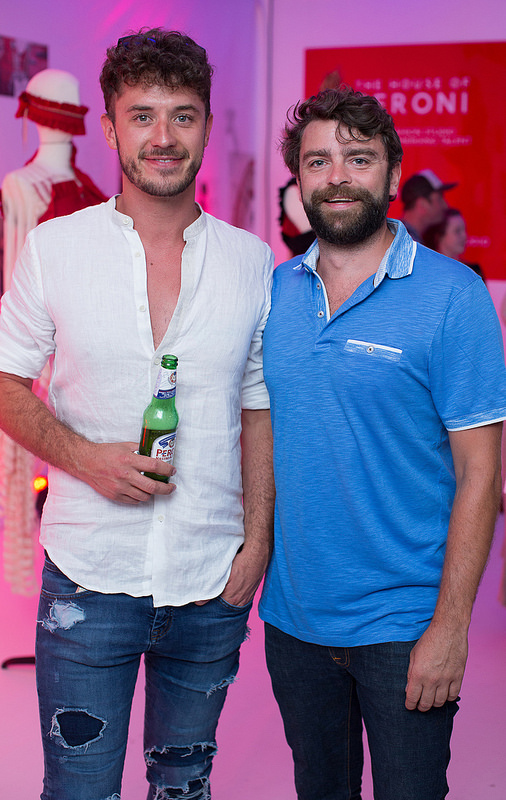The House of Peroni launches in Dublin