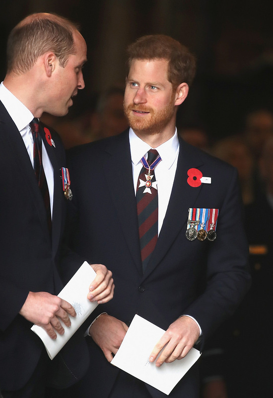 Prince William and Prince Harry Through the Years