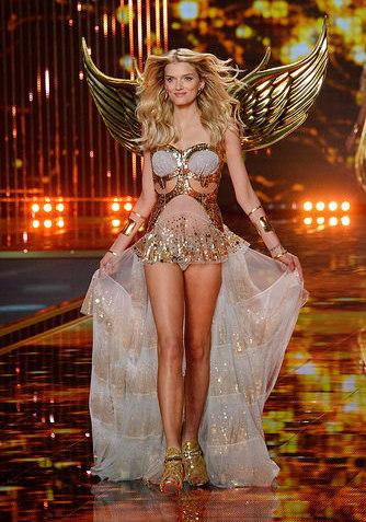 Victoria's Secret Fashion Show 2014 London