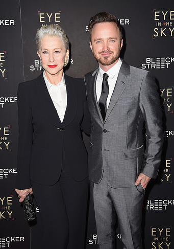 """Eye In The Sky"" New York Premiere"