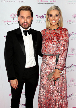 Blossom Tree Ball with Pippa O'Connor and Brian Dowling