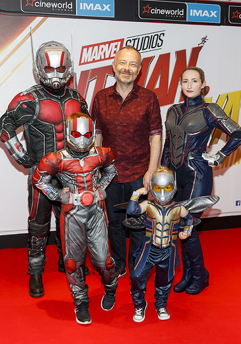 Ant-Man and the Wasp Special Preview Screening