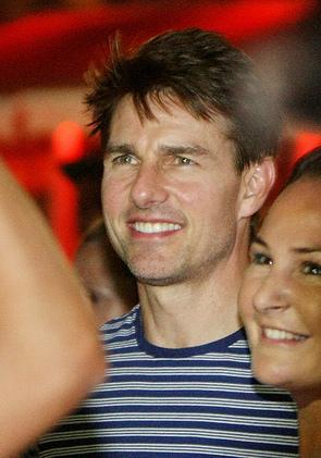 Tom Cruise in Hvar, Croatia
