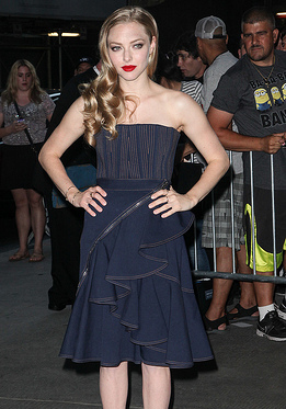 Amanda Seyfried, Sharon Stone and cast: Special Screening of Lovelace