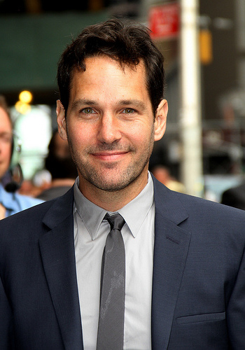 Paul Rudd and Matt Damon: The Late Show with David Letterman