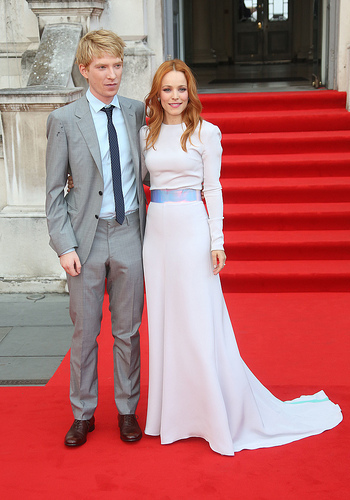 About Time UK Premiere: Domhnall Gleeson and Rachel McAdams