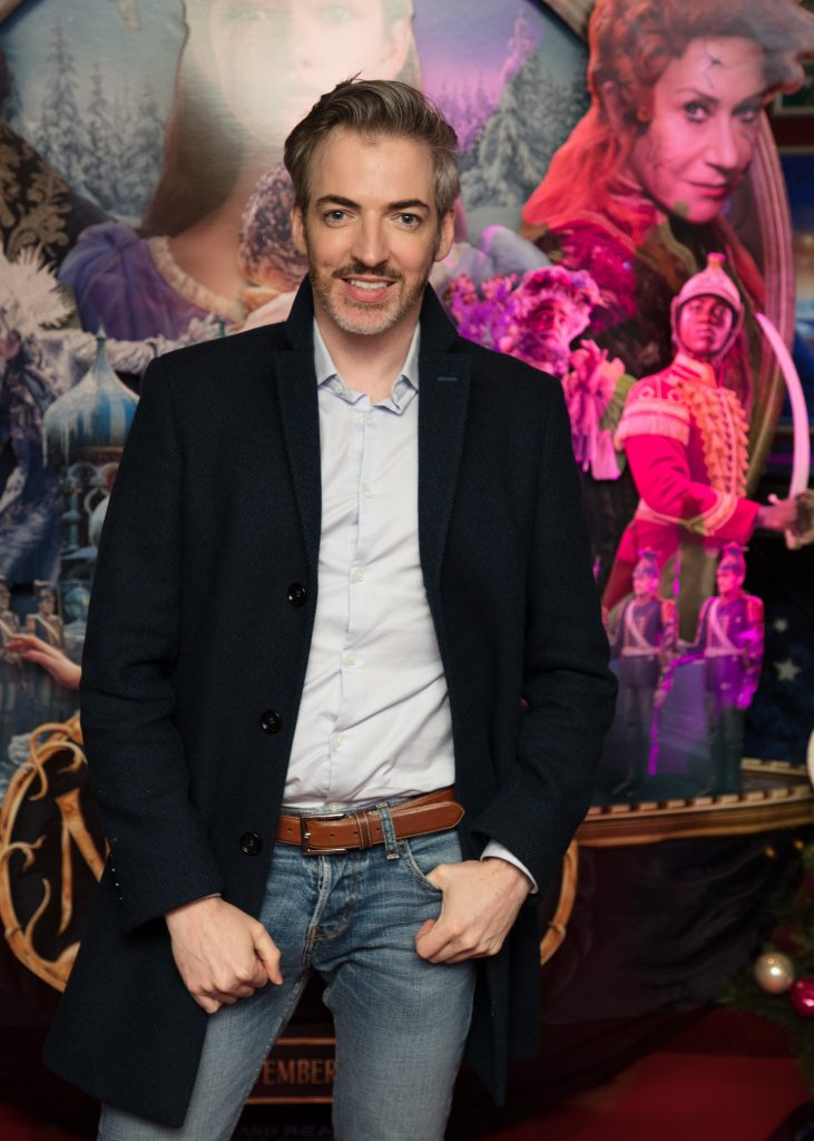 Dillon St Paul at the special preview screening of Disney's 'The Nutcracker & the Four Realms' in Movies at Dundrum. Photo: Anthony Woods.