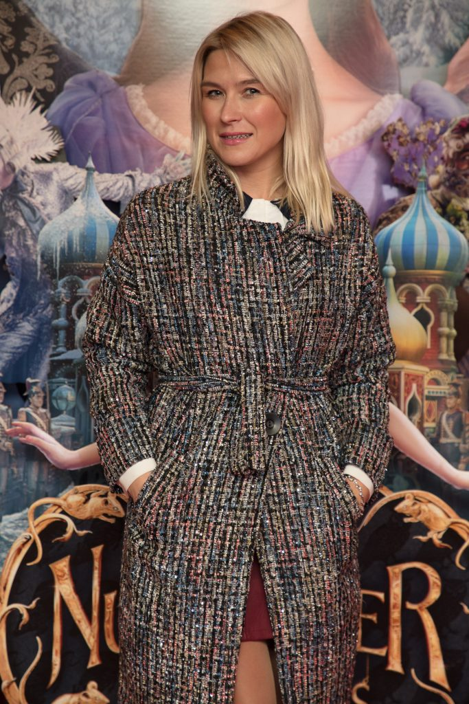 Izabella Chudzicka at the special preview screening of Disney's 'The Nutcracker & the Four Realms' in Movies at Dundrum. Photo: Anthony Woods.