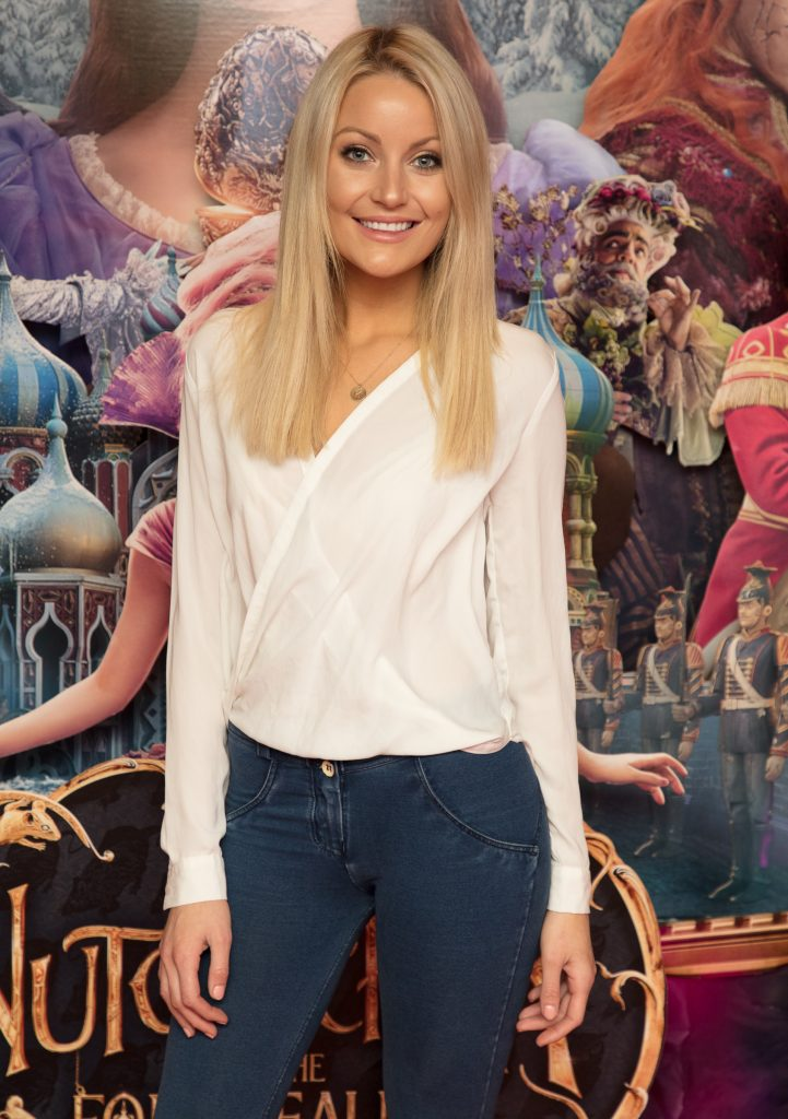 Kerri Nicole Blanc at the special preview screening of Disney's 'The Nutcracker & the Four Realms' in Movies at Dundrum. Photo: Anthony Woods.