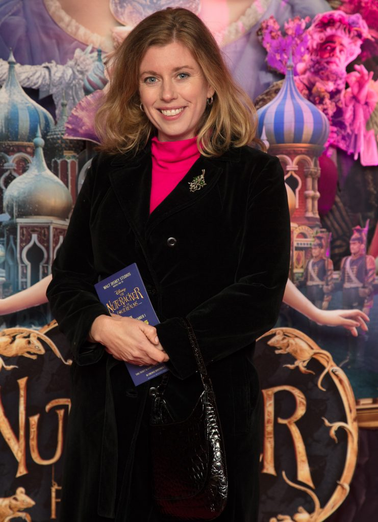 Lesley Conroy pictured at the special preview screening of Disney's 'The Nutcracker & the Four Realms' in Movies at Dundrum. In cinemas nationwide from Nov 2nd. Photo: Anthony Woods.