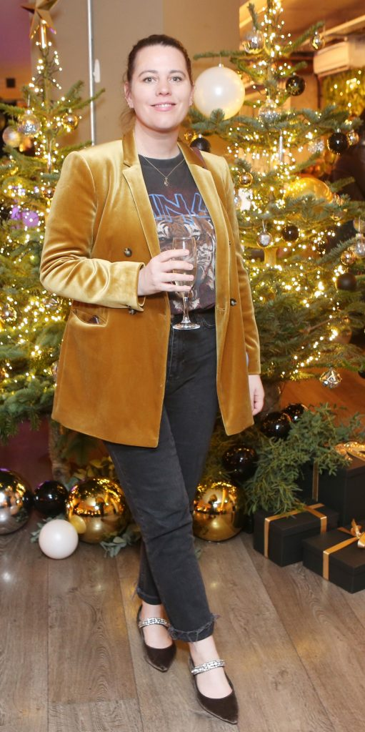 Pictured at the Amazing Aldi Christmas Showcase 2018 is  Corina Gaffey  Photo: Leon Farrell/Photocall Ireland.