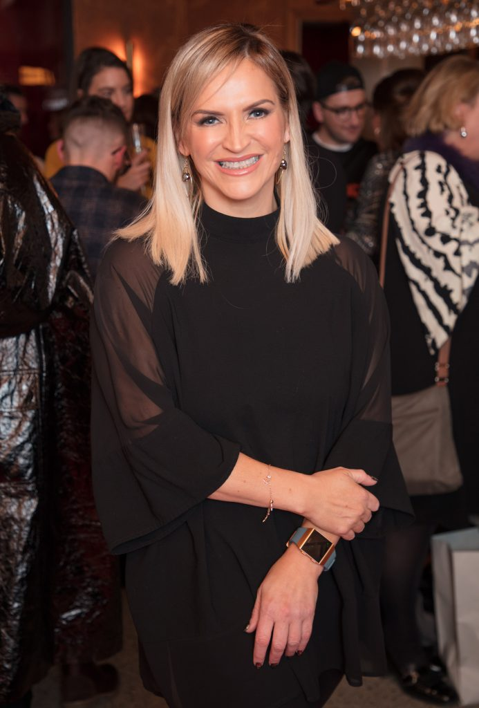 Melanie Morris pictured at an exclusive first look of Mary, Queen of Scots at The Stella Theatre, Ranelagh before it hits cinemas nationwide on January 18th.   Photo: Anthony Woods