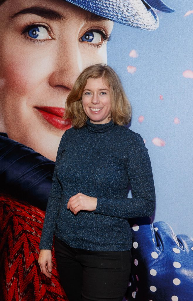 "Lesley Conroy pictured at a special preview screening of Disney's ""Mary Poppins Returns,"" in the Light House cinema Dublin. Picture Andres Poveda"