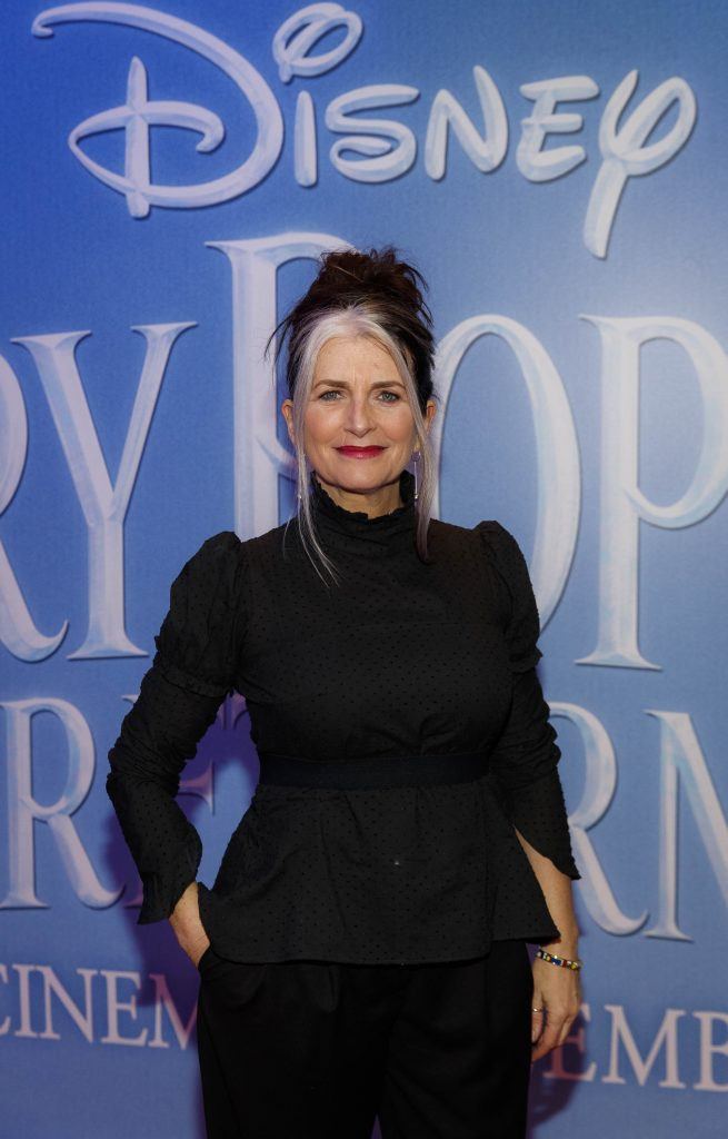 "Cathy O'Connor pictured at a special preview screening of Disney's ""Mary Poppins Returns,"" in the Light House cinema Dublin. Picture Andres Poveda"
