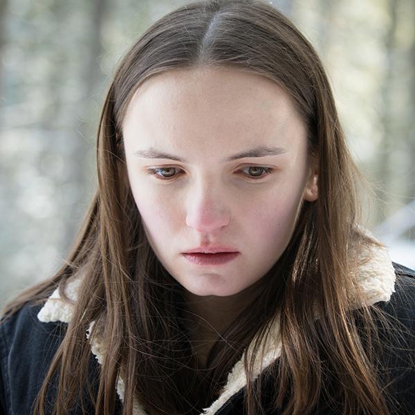 Anna Worth - Abigail Lawrie