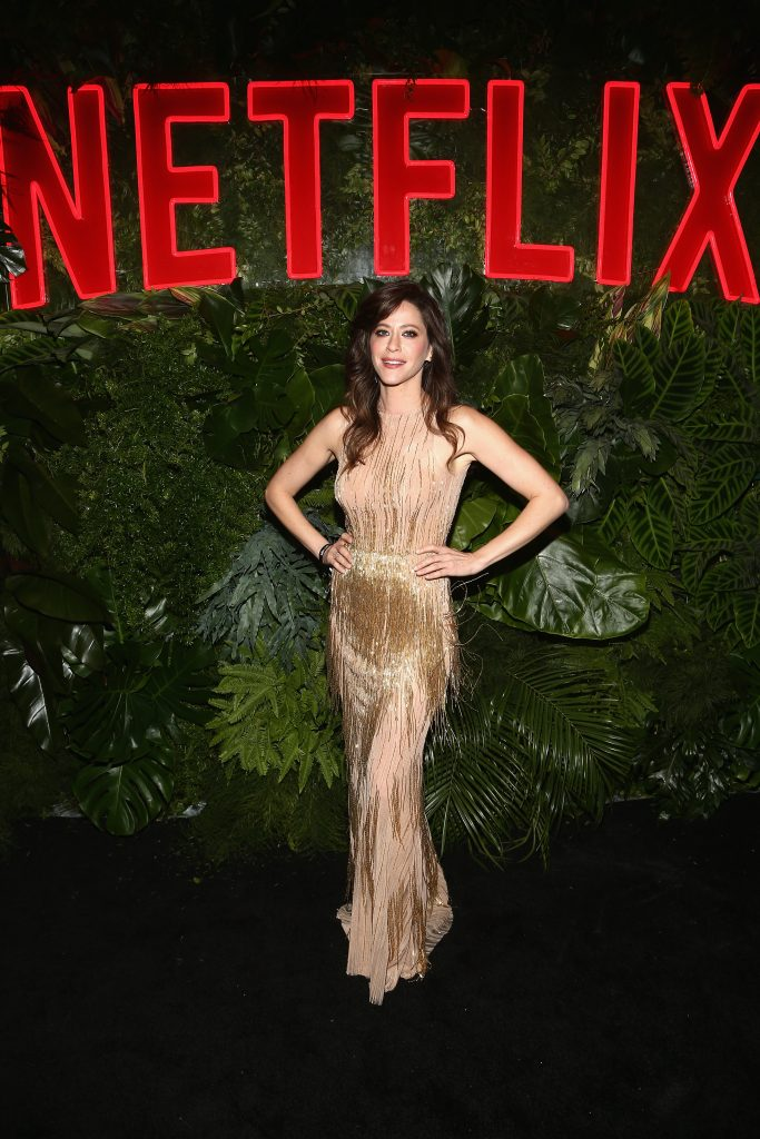 Jackie Tohn attends the Netflix 2019 Golden Globes After Party on January 6, 2019 in Los Angeles, California.  (Photo by Tommaso Boddi/Getty Images for Netflix)