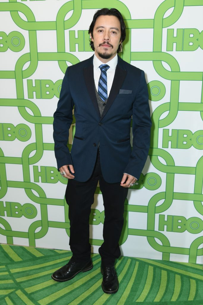 Efren Ramirez attends HBO's Official Golden Globe Awards After Party at Circa 55 Restaurant on January 6, 2019 in Los Angeles, California.  (Photo by Presley Ann/Getty Images)