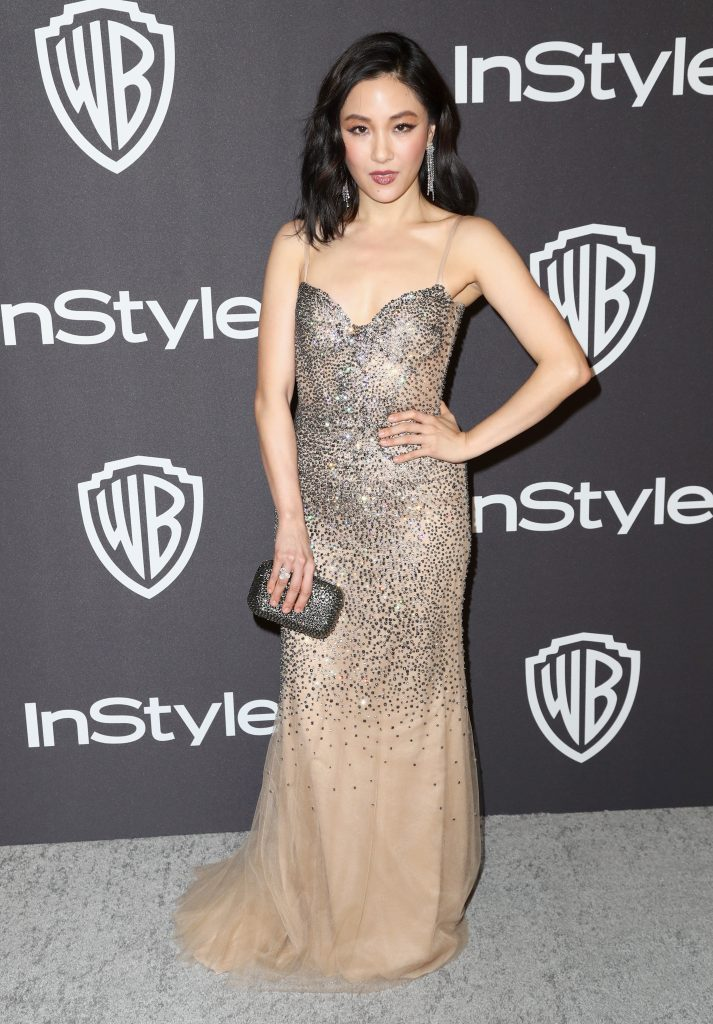 Constance Wu attends the InStyle And Warner Bros. Golden Globes After Party 2019 at The Beverly Hilton Hotel on January 6, 2019 in Beverly Hills, California.  (Photo by Rich Fury/Getty Images)