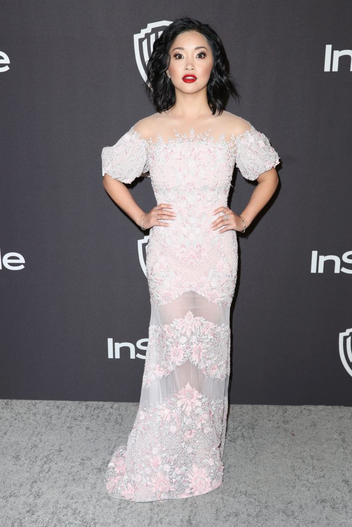Lana Condor attends the InStyle And Warner Bros. Golden Globes After Party 2019 at The Beverly Hilton Hotel on January 6, 2019 in Beverly Hills, California.  (Photo by Rich Fury/Getty Images)