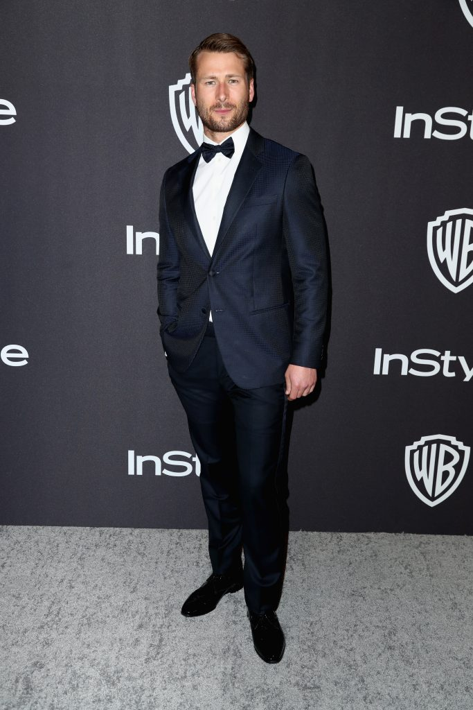Glen Powell attends the InStyle And Warner Bros. Golden Globes After Party 2019 at The Beverly Hilton Hotel on January 6, 2019 in Beverly Hills, California.  (Photo by Rich Fury/Getty Images)