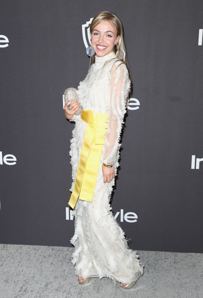 Natali Yura attends the InStyle And Warner Bros. Golden Globes After Party 2019 at The Beverly Hilton Hotel on January 6, 2019 in Beverly Hills, California.  (Photo by Rich Fury/Getty Images)
