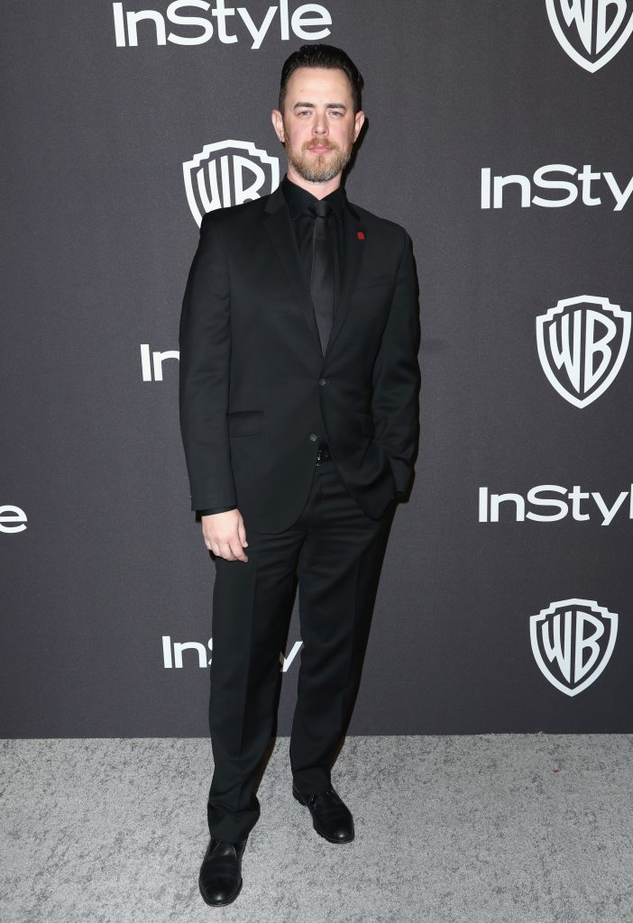 Colin Hanks attends the InStyle And Warner Bros. Golden Globes After Party 2019 at The Beverly Hilton Hotel on January 6, 2019 in Beverly Hills, California.  (Photo by Rich Fury/Getty Images)