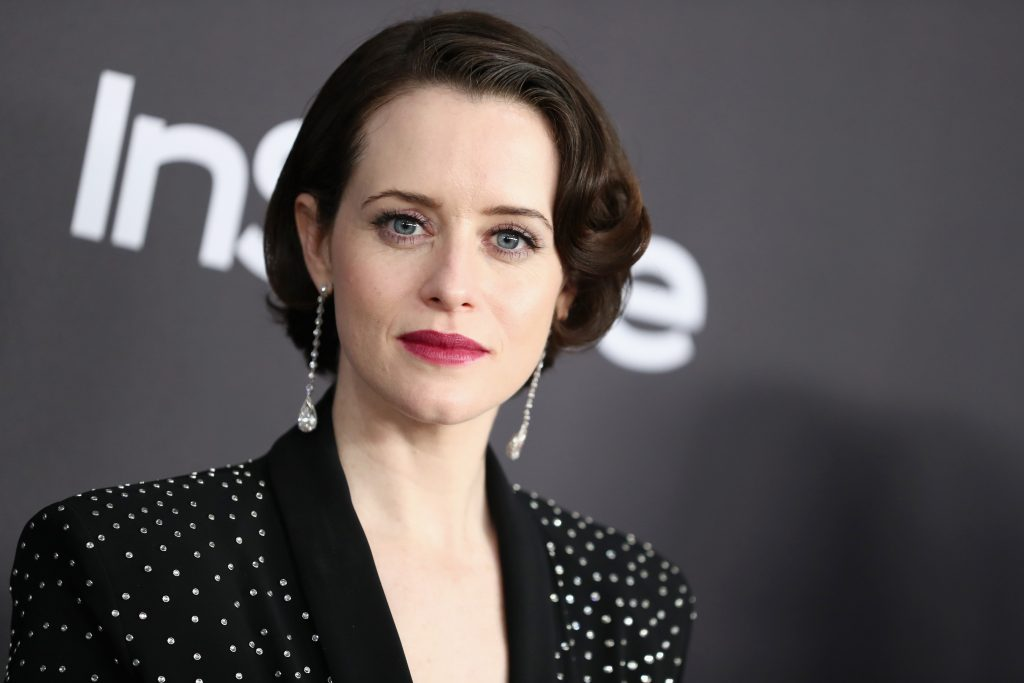 Claire Foy attends the InStyle And Warner Bros. Golden Globes After Party 2019 at The Beverly Hilton Hotel on January 6, 2019 in Beverly Hills, California.  (Photo by Rich Fury/Getty Images)