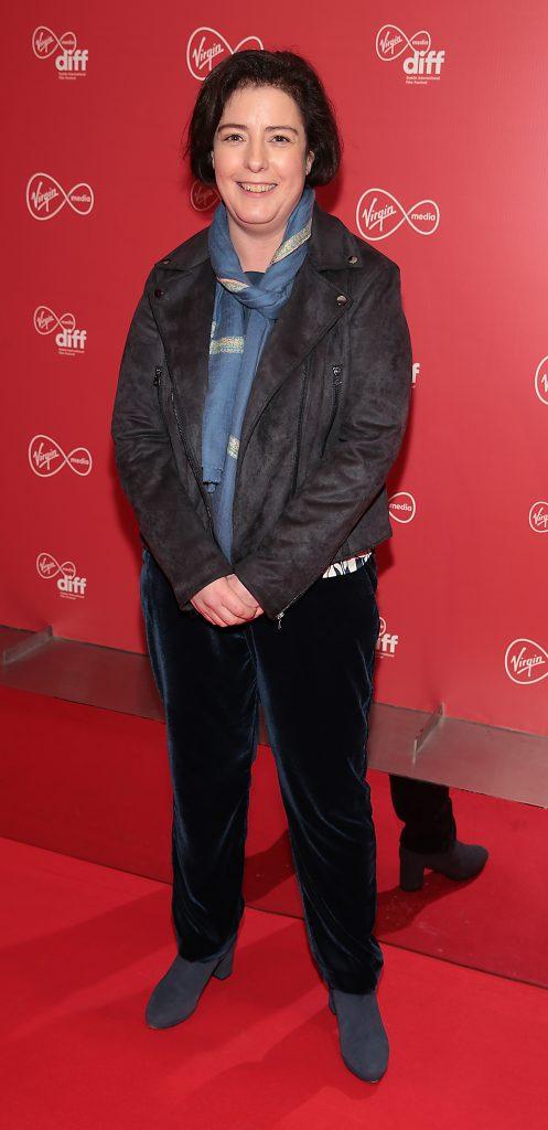 Grainne Humphreys  at the Virgin Media Dublin International Film Festival launch at The Lighthouse Cinema, Dublin. Photo: Brian McEvoy