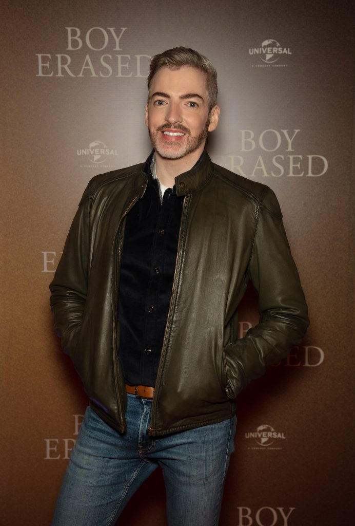 Dillon St Paul pictured at an exclusive preview screening of BOY ERASED at The Stella Theatre, Ranelagh. BOY ERASED, an emotional coming-of-age and coming out drama about a young man's journey to self-acceptance, stars Academy Award nominee Lucas Hedges alongside Academy Award winners Nicole Kidman and Russell Crowe. Guests were treated to a prosecco & canapé reception upon arrival and had the pleasure of seeing the film before it hits cinemas across Ireland on February 8th. Photo: Anthony Woods