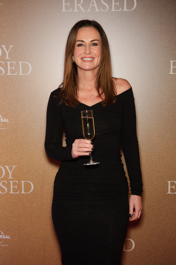 Lorraine Keane pictured at an exclusive preview screening of BOY ERASED at The Stella Theatre, Ranelagh. BOY ERASED, an emotional coming-of-age and coming out drama about a young man's journey to self-acceptance, stars Academy Award nominee Lucas Hedges alongside Academy Award winners Nicole Kidman and Russell Crowe. Guests were treated to a prosecco & canapé reception upon arrival and had the pleasure of seeing the film before it hits cinemas across Ireland on February 8th. Photo: Anthony Woods