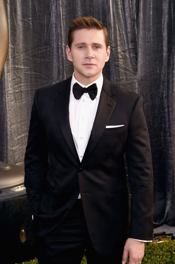 LOS ANGELES, CA - JANUARY 27:  Allen Leech attends the 25th Annual Screen ActorsGuild Awards at The Shrine Auditorium on January 27, 2019 in Los Angeles, California. 480595  (Photo by Dimitrios Kambouris/Getty Images for Turner)