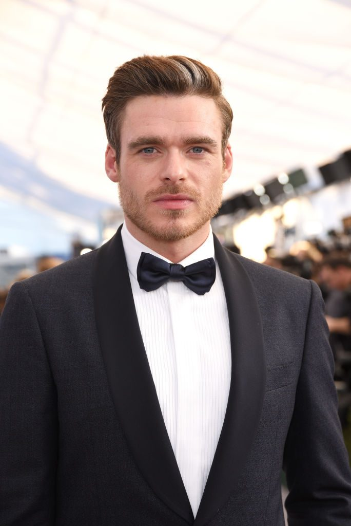 LOS ANGELES, CA - JANUARY 27:  Richard Madden attends the 25th Annual Screen ActorsGuild Awards at The Shrine Auditorium on January 27, 2019 in Los Angeles, California.  (Photo by Presley Ann/Getty Images)