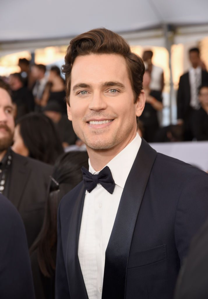 LOS ANGELES, CA - JANUARY 27:  Matt Bomer attends the 25th Annual Screen ActorsGuild Awards at The Shrine Auditorium on January 27, 2019 in Los Angeles, California.  (Photo by Presley Ann/Getty Images)