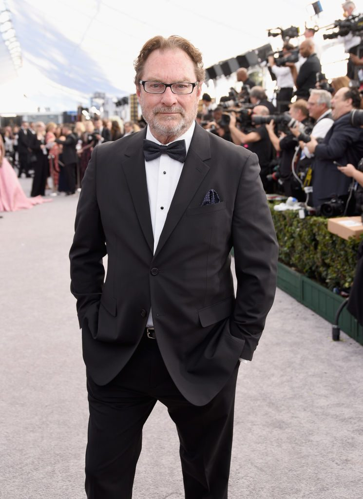 LOS ANGELES, CA - JANUARY 27:  Stephen Root attends the 25th Annual Screen ActorsGuild Awards at The Shrine Auditorium on January 27, 2019 in Los Angeles, California.  (Photo by Presley Ann/Getty Images)
