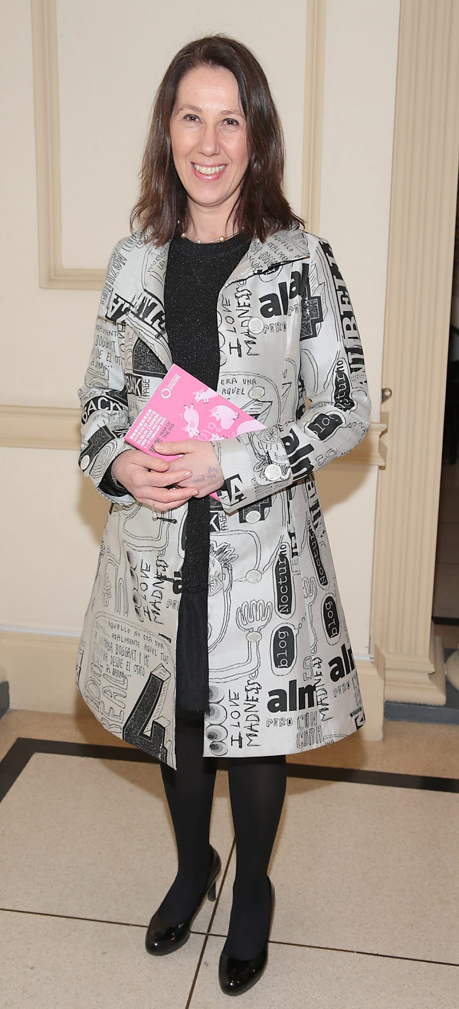 Cllr Alison Gilliland  pictured at the official opening event of Dublin Chinese New Year Festival 2019 at The Hugh Lane Gallery sponsored by Kildare Village. Dublin Chinese New Year Festival runs until 17th February for more see www.dublinchinesenewyear.com   Pic Brian McEvoy