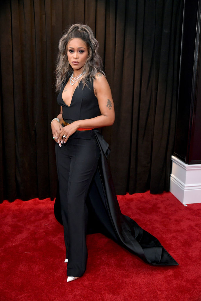 LOS ANGELES, CA - FEBRUARY 10:  Eve attends the 61st Annual GRAMMY Awards at Staples Center on February 10, 2019 in Los Angeles, California.  (Photo by Neilson Barnard/Getty Images for The Recording Academy)