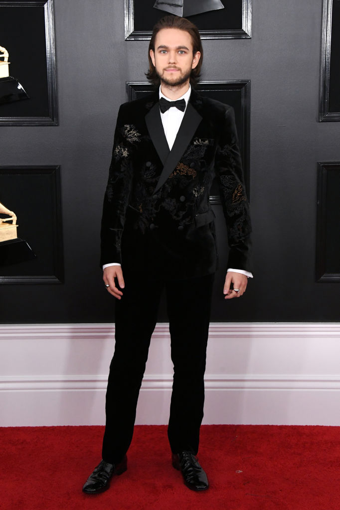 LOS ANGELES, CALIFORNIA - FEBRUARY 10: Zedd attends the 61st Annual GRAMMY Awards at Staples Center on February 10, 2019 in Los Angeles, California. (Photo by Jon Kopaloff/Getty Images)