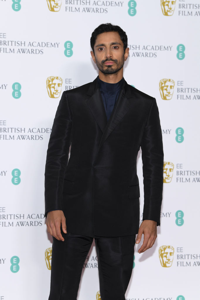 LONDON, ENGLAND - FEBRUARY 10:  Riz Ahmed in the press room during the EE British Academy Film Awards at Royal Albert Hall on February 10, 2019 in London, England. (Photo by Pascal Le Segretain/Getty Images)