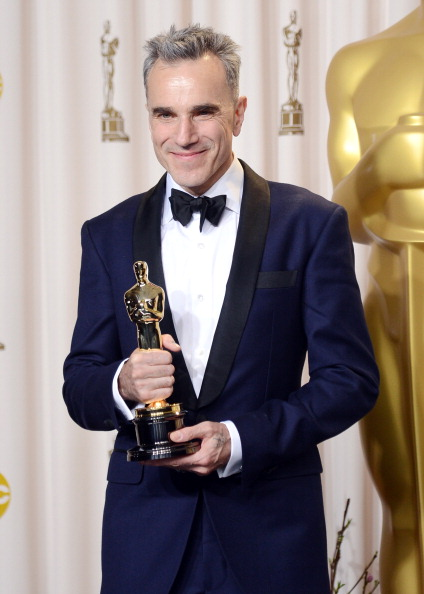 Most Oscars for Best Actor - Daniel Day-Lewis